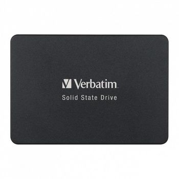 "2.5"" SSD 480GB  Verbatim VI500 S3, SATAIII, Sequential Reads: 550 MB/s, Sequential Writes: 460 MB/s, Maximum Random 4k: Read: 31,700 IOPS / Write: 59,400 IOPS, Thickness- 7mm, Controller Marvell 88NV1120, 3D NAND TLC"