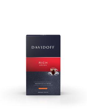 Davidoff Rich Aroma, молотый кофе, 250 гр