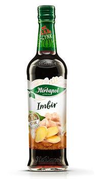 купить Сироп Herbapol Ginger, 420 ml в Кишинёве
