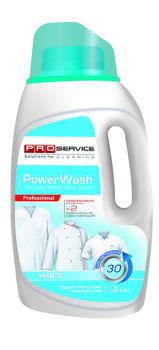 Жидкий порошок PROservice PowerWash White, 1.5л