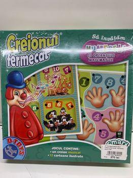 Puzzle interactiv Creionul fermecat - Numerele, cod 41206