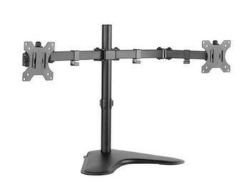 "купить Table/desk stand for 2 monitors Gembird MA-DA2-01, 13""-27"", max.7kg,  VESA: 75x75, в Кишинёве"