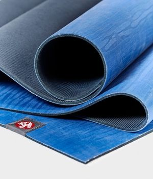 Коврик для йоги Manduka eKO PACIFIC BLUE -5мм