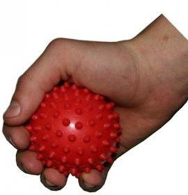 Мяч массажный d=8 см inSPORTline 416 (3003)