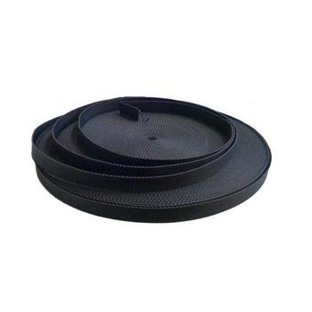 купить Стропа метражная Travel Extreme Лента полипропилен 25 mm, black, PP25B в Кишинёве