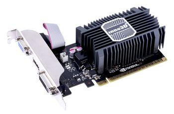 INNO3D GeForce GT 730 LP / 2GB DDR3, 64bit, 902/1600Mhz, VGA, DVI, HDMI, Passive Heatsink, Box