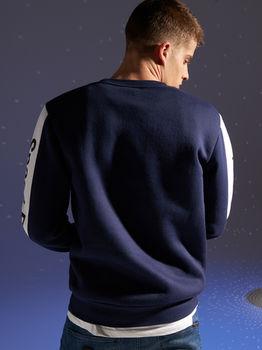 Трикотаж CROPP Темно синий vf585-59x