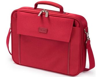 "Dicota D30923 Multi BASE 11""-13.3"", Lightweight notebook case with protective function, Red (geanta laptop/сумка для ноутбука)"