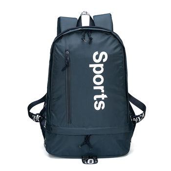 купить Спортивный рюкзак Ozuko 9111, Синий в Кишинёве