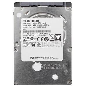 """HDD 2.5"""" ToshibaMQ01ABD100M 1.0 Tb, 5400rpm, 8Mb, SATA3"""