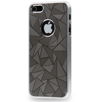 Чехол для iPhone 5 / 5S Metallic серый
