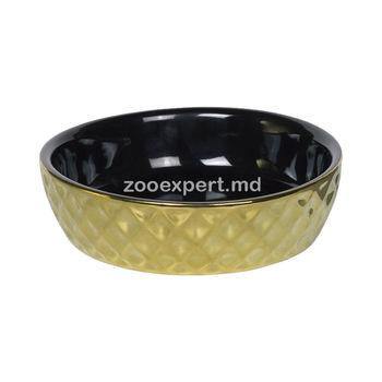 Nobby Миска керамическая Gold