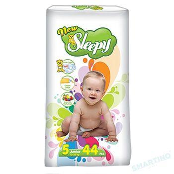 купить Sleepy подгузники для детей 5, 12-25 кg, 44 шт. в Кишинёве