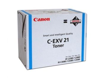 Toner Canon C-EXV21 Cyan (575g/appr. 14000pages) for iRC2380/3380