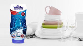 Гель для посудомоечной машины Konigliche Wasche 720ml