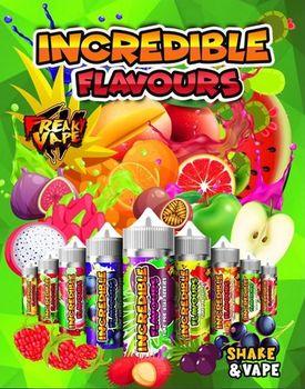 cumpără Incredible Flavours 60 ml în Chișinău