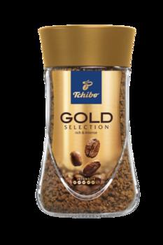 Tchibo Gold Selection, растворимый, 200 г.