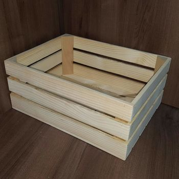 купить Деревянный ящик 30*30*14 в Кишинёве