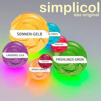 cumpără SIMPLICOL Intensiv - Oliv-Grün, Vopsea pentru haine si textile in masina de spalat, Oliv-Grün în Chișinău