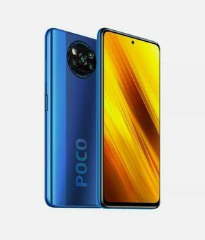 Poco X3 6/64GB EU Blue