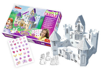 20082 Trefl A&C - Craft Castle / Disney Sofia the First