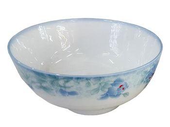cumpără Salatiera din ceramica D15, H7cm, flori albastre în Chișinău