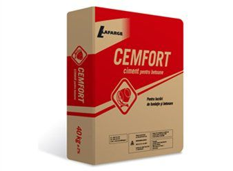 Lafarge Цемент Cemfort 40кг