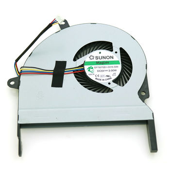 CPU Cooling Fan For Asus X501A X401A (4 pins)