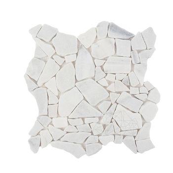 купить Мозаика Мраморная Кавала Сумасшедшая брусчатка Антик в Кишинёве
