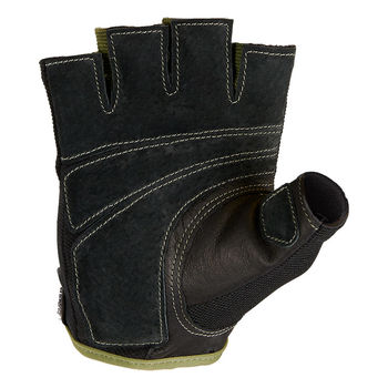 купить Перчатки для фитнеса POWER GLOVES S GREEN 21822 в Кишинёве