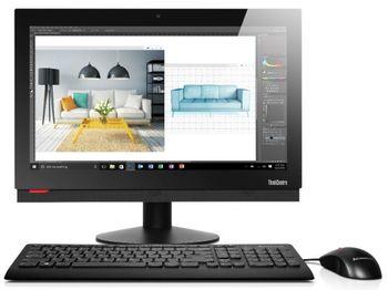 купить Lenovo ThinkCentre M700Z (20'' HD+ Celeron G3900T 2.6GHz, 4GB, 128GB, Win10Pro) в Кишинёве