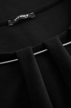 Трикотаж ORSAY Чёрный orsay 130062
