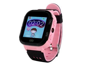купить Детские смарт-часы Wonlex GW500S, Pink в Кишинёве