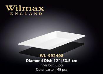Platou WILMAX WL-992408 (30,5 cm)