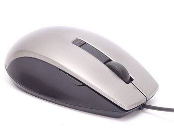 Mice : Dell Laser USB (6 buttons scroll) BIack Mouse (Kit) (570-10523)