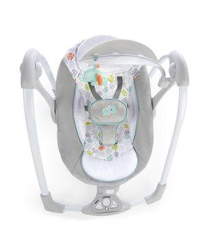 купить Bright Starts Музыкально электронные качели Ingenuity ConvertMe Swing 2 Seat Wimberly в Кишинёве
