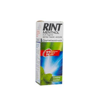 cumpără Rint Menthol 0,5 mg/ml spray naz. sol.10 ml N1 în Chișinău