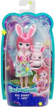 "Кукла Enchantimals ""Кролик Бри"", код FXM73"