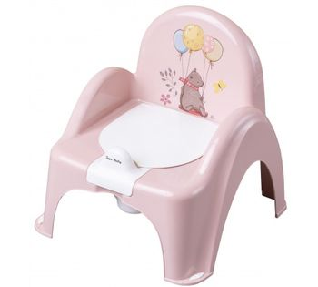 Кресло-горшок Tega Baby Forest Tale Pink