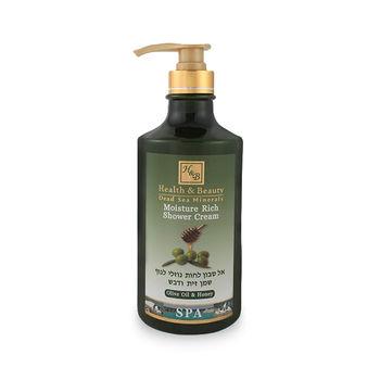 купить Health&Beauty Увлажняющий крем-гель для душа Оливковое масло и Мёд (44.293) в Кишинёве