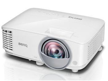 """BenQ """"MX808ST"""", Short-Throw (81""""@1m) , White"""