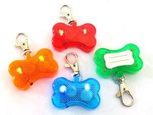 купить Кулон светящийся для собак, разные цвета в Кишинёве