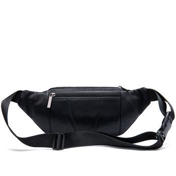 купить Mодная уличная дизайнерская поясная сумка  из  натуральная кожа , поясные сумки в Кишинёве