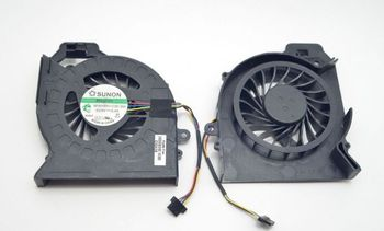 CPU Cooling Fan For HP Pavilion dv6-6000 dv7-6000 (4 pins)