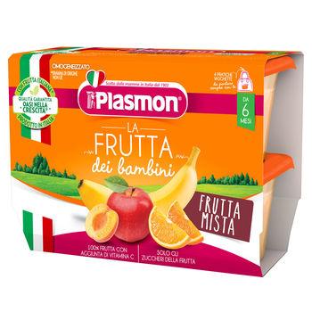 cumpără Plasmon Piure din fructe ,4x100g,+6 luni în Chișinău