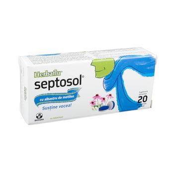 cumpără Septosol cu albastru de metilen Herbaflu comp. mast. N20 în Chișinău