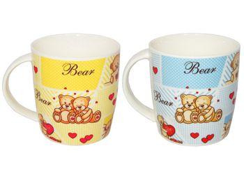 "Чашка ""Мишки Love"" 350ml"