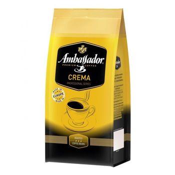 Кофе Ambassador Crema 1кг