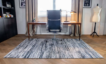 купить Ковёр ручной работы LOUIS DE POORTERE Sari Rug Plural Greys 8875 в Кишинёве