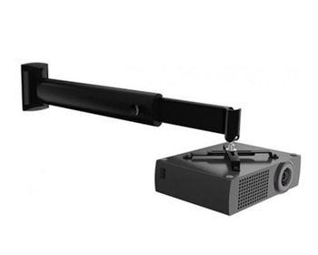 Sopar APOLLO Wall & Ceiling Universal Projector Mount 600-1200 mm, 360/20degrees tilt, Max.15 Kg, Black.
